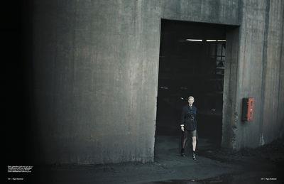 DUTCH VOGUE NOVEMBER 2016 | PETER LINDBERGH