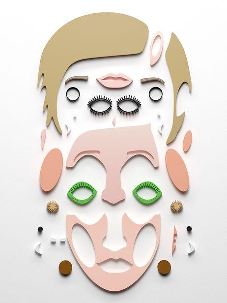 AGENT MOLLY & CO / Illustrator Jesús Verona
