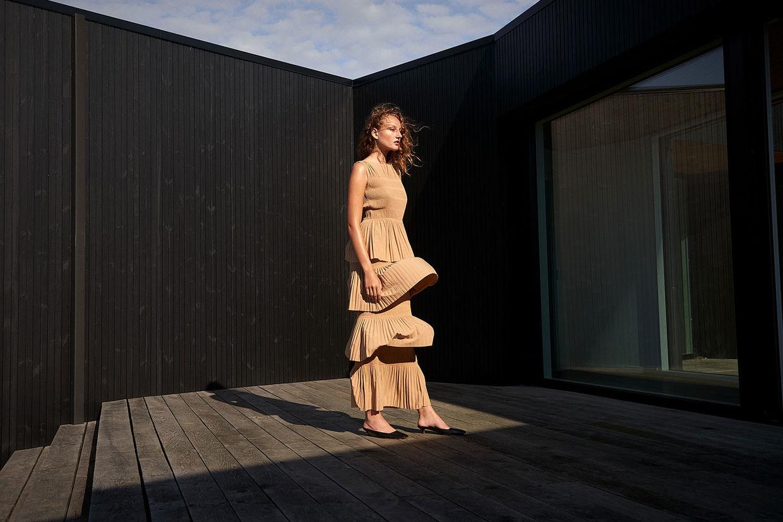 NINA KLEIN, Styling: Elke Dostal, Jana Clevé, Elle Serbia