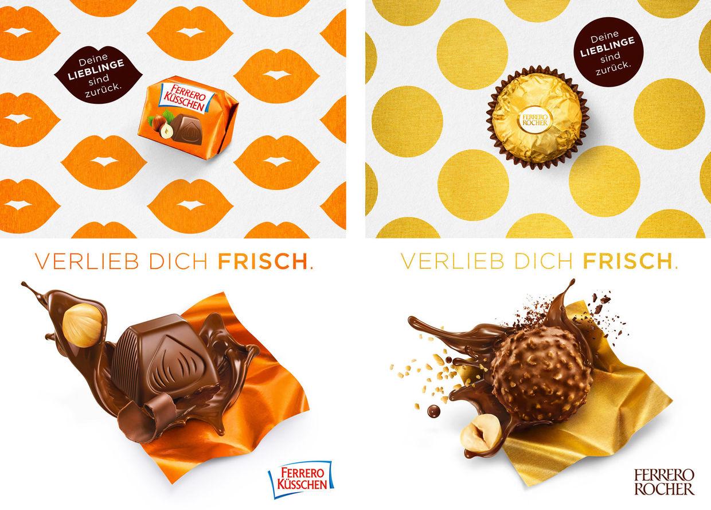 UPFRONT PHOTO & FILM GMBH: Christian Lohfink for Ferrero