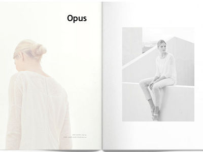 MARIPOSA PRODUCTION for OPUS / Max von Treu