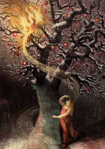 BALBUSSO TWINS Ekaterina and the Firebird by Abra Staffin-Wiebe