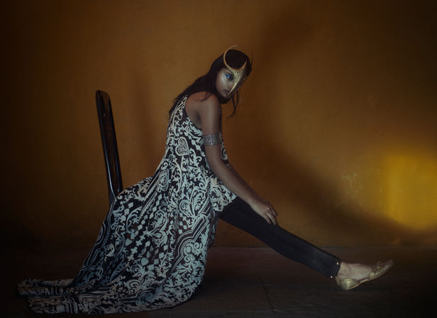 ANIMA CREATIVE: Francee Evripidou for VOGUE Italia