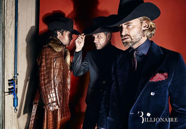 MARLENE OHLSSON PHOTOGRAPHERS – Dylan Don – Billionaire Couture Campaign