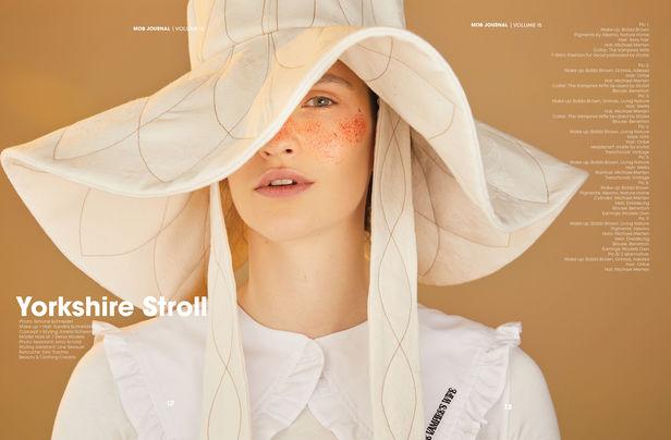 Simone Schneider & MOB Magazin Vol 15 (Juni 2021)