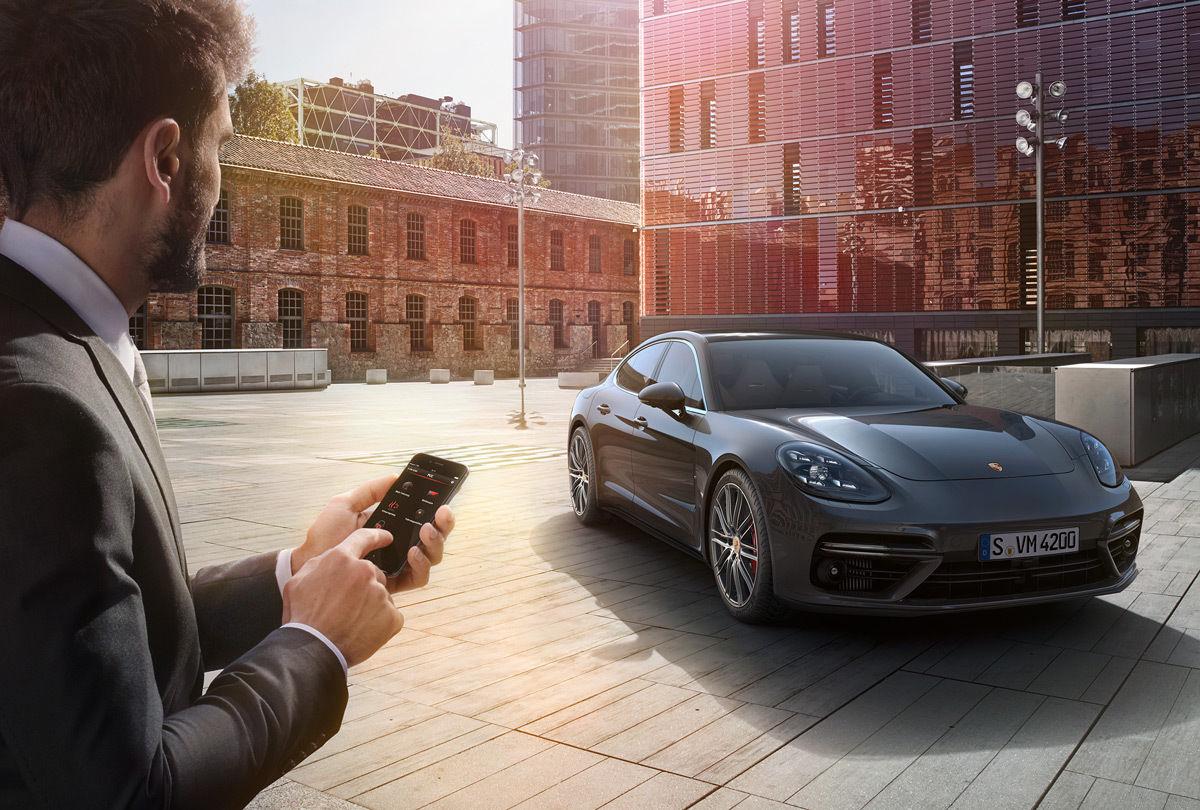 IMAGE NATION S.L. for Porsche Panamera