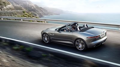 MARC TRAUTMANN : Jaguar F-Type Convertible