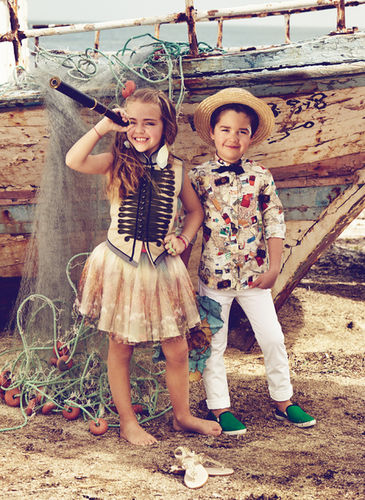 SUSANNE STEMMER - KIDS FASHION