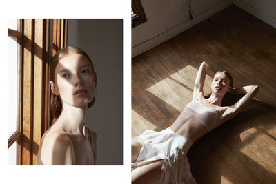 VOGUE ITALIA - PHOTOGRAPHER CAMILLA ÅKRANS, MAKE UP FREDRIK STAMBRO