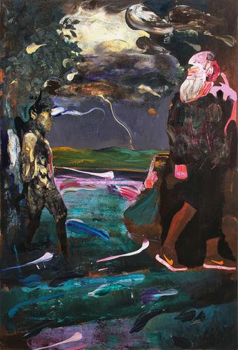 Adrian Ghenie 'Paintings 2014 to 2019' (HATJE CANTZ)