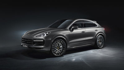 STEFAN EISELE POSTPRODUCTION for PORSCHE CAYENNE Coupé