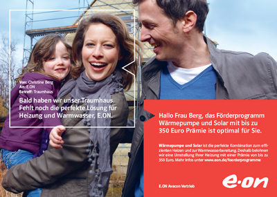 KRISTINA KORB : Susanne DITTRICH for EON ENERGIE AG