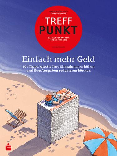 Danae Diaz für das Sparkassen Kundenmagazin TREFF PUNKT