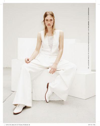 AGENTUR ROUGE: Alexandra DIETL for CUT Magazine