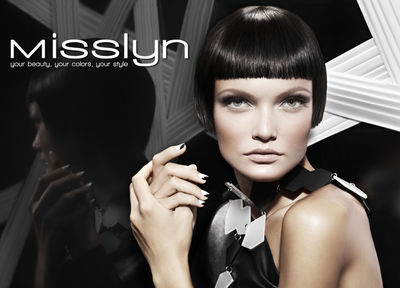 BRIGITTE MARGARETA WILHELM for MISSLYN COSMETICS