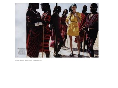 10-4 AFRICA for VOGUE UK