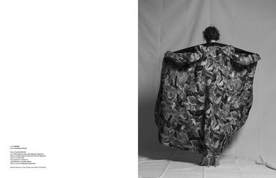 Roman Goebel shoots for ZOO Magazine