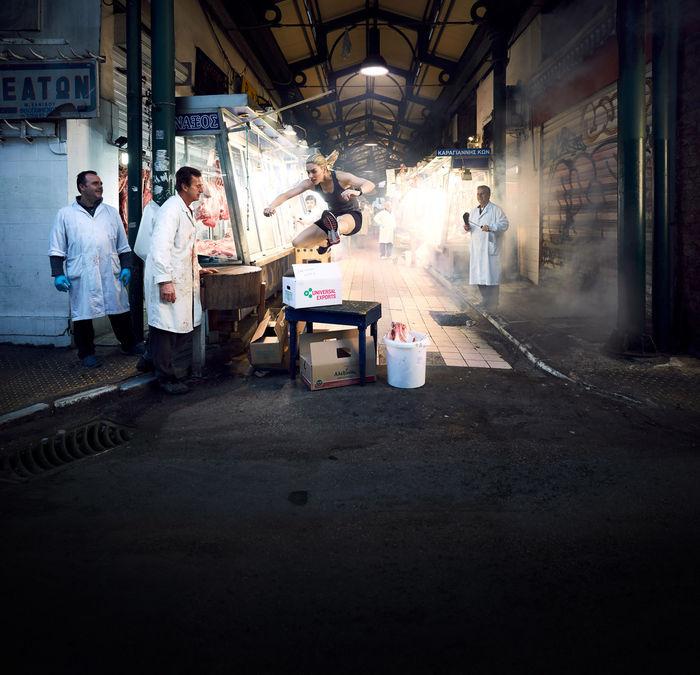 HILLE PHOTOGRAPHERS: Gary Engel for GARMIN Campaign 2017