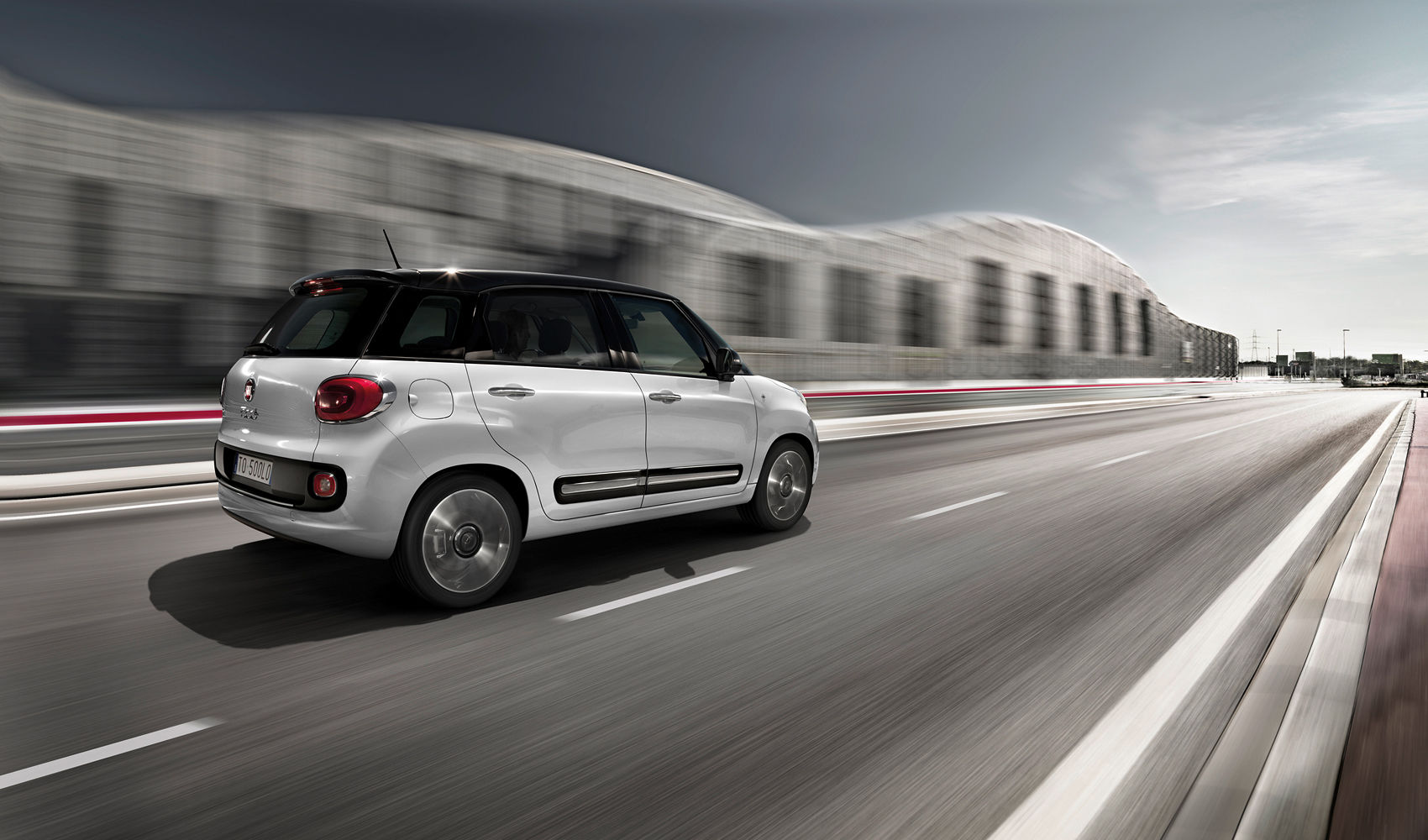ANKE LUCKMANN for FIAT 500 L