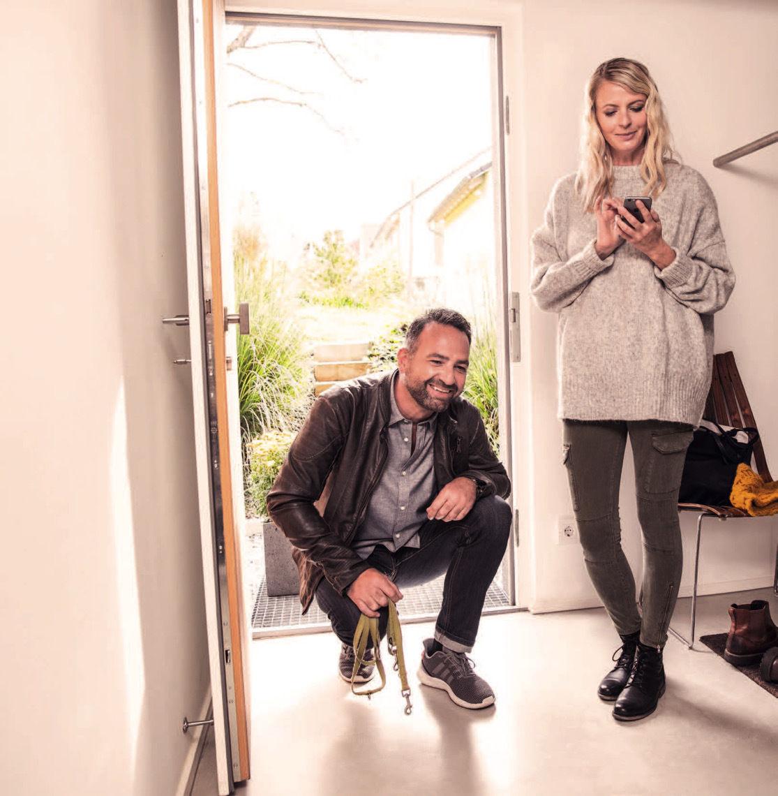 Simone Schneider & Hornbach Smart Home