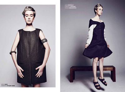 21 AGENCY : Mirja Isabell DUNKEL for TM FASHIONGUIDE