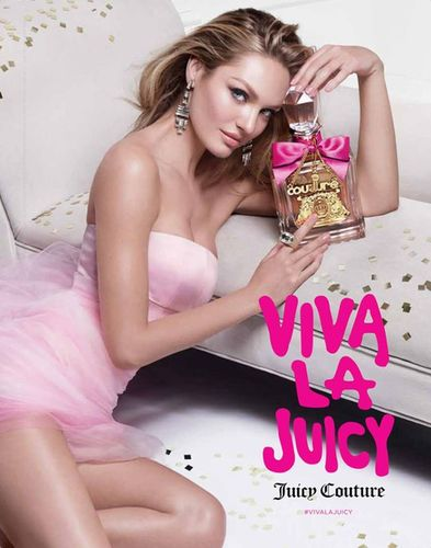 MUNICH MODELS GMBH: Candice Swanepoel for JUICY CUTURE