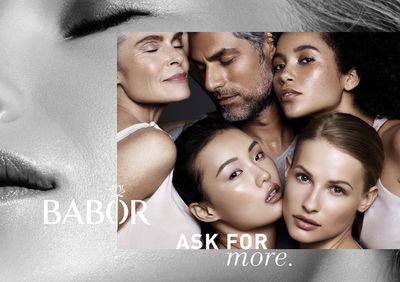 STöVER PHOTOGRAPHERS: NADIA DEL DO for BABOR