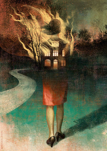 BALBUSSO TWINS House on fire