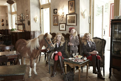 PETRA WIEBE for EQUISTYLE