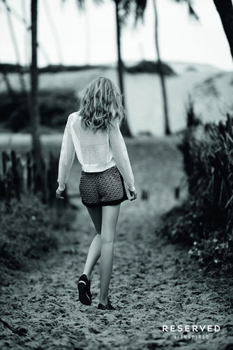 Frida Gustavsson by Mateusz Stankiewicz for Reserved