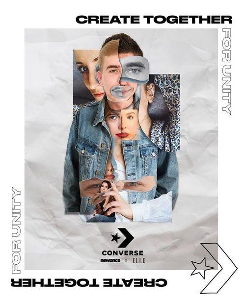 COSMOPOLA GMBH - Augustynka for CONVERSE X ELLE POLSKA