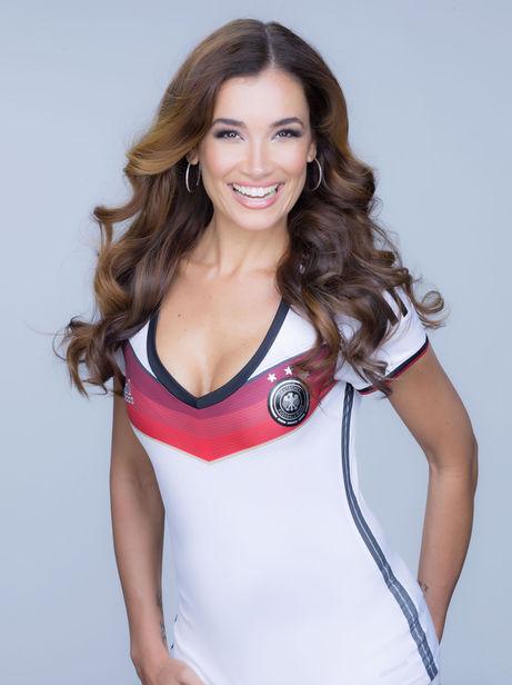 Jana Ina Zarrella für ROBA IMAGES