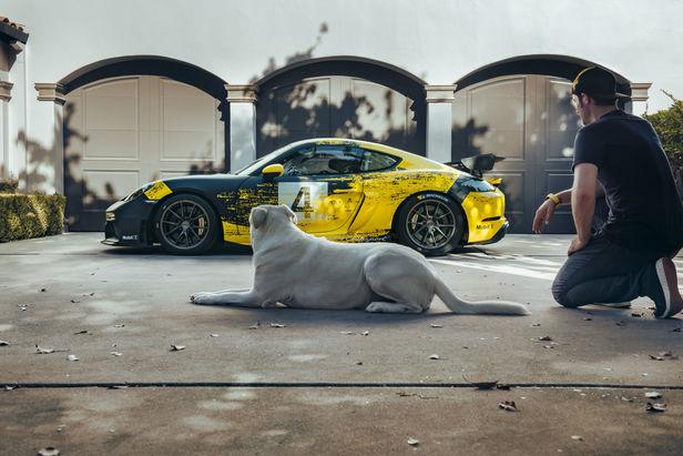 RECOM : PORSCHE 718 Cayman GT4 Clubsport