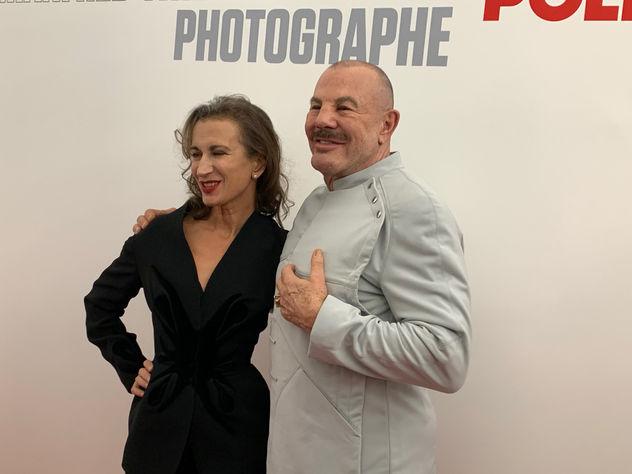 Thierry Mugler X Polka Gallery