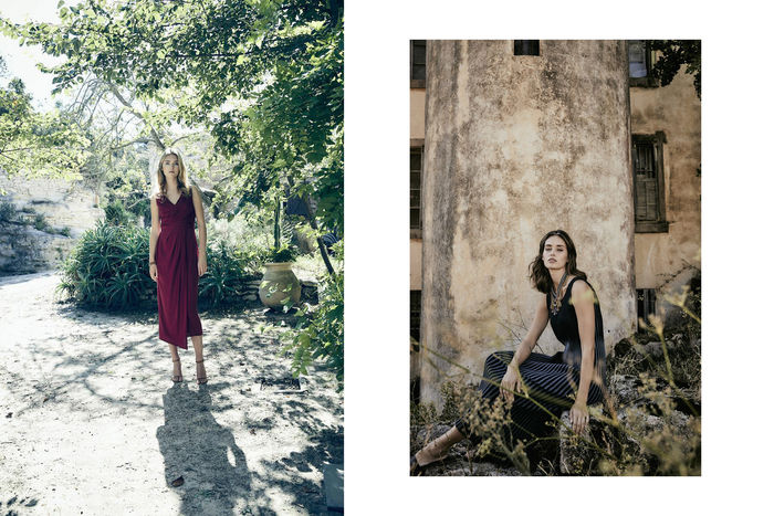 HILLE PHOTOGRAPHERS: Blasius Erlinger for PERUVIAN CONNECTION Campaign Spring/Summer 2020