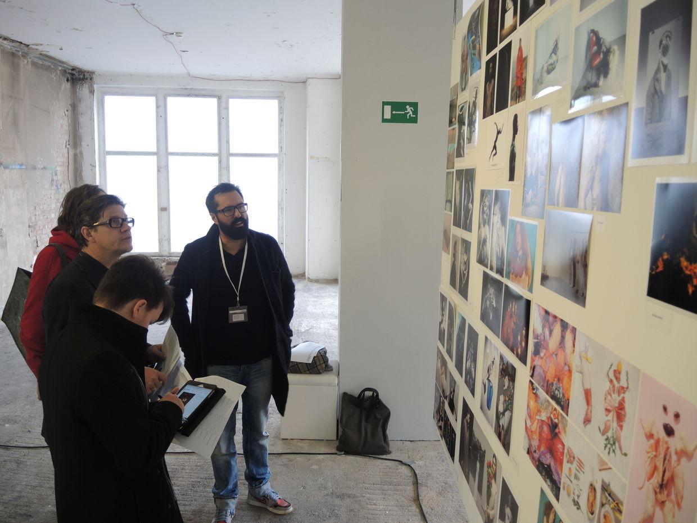 UPDATE 14 : GoSeeAWARDS - Jury Day & Exhibition