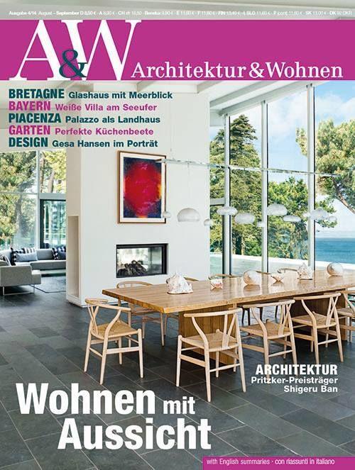 Architektur Magazin gosee a w magazin