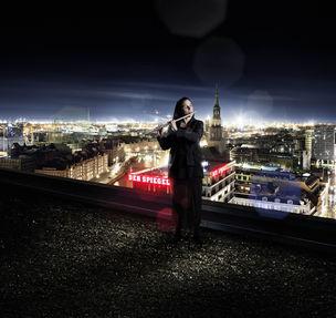 UPFRONT : Marcel SCHAAR for PHILHARMONIKER HAMBURG