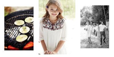 HILLE PHOTOGRAPHERS: Nicole Neumann for EDEKA Magazine