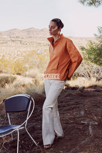 GLAM PRODUCTION produced CLOSED latest Spring Sommer campaigns