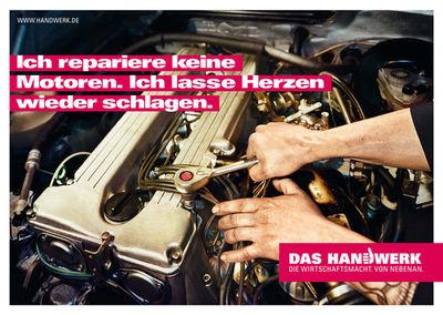 GROSSER FOTOGRAFEN : Hans STARCK for DAS HANDWERK
