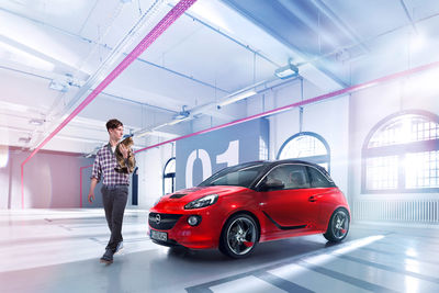 MAINWORKS for OPEL ADAM