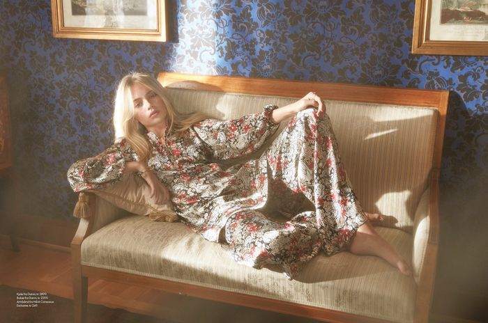 ASA TALLGARD photographer for ELLE NORWAY with EMMA ELLINGSEN styled by PETRA MIDDELTHON