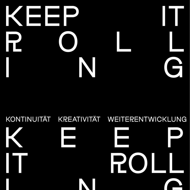 NINA KLEIN -  #6 KEEP IT ROLLING -