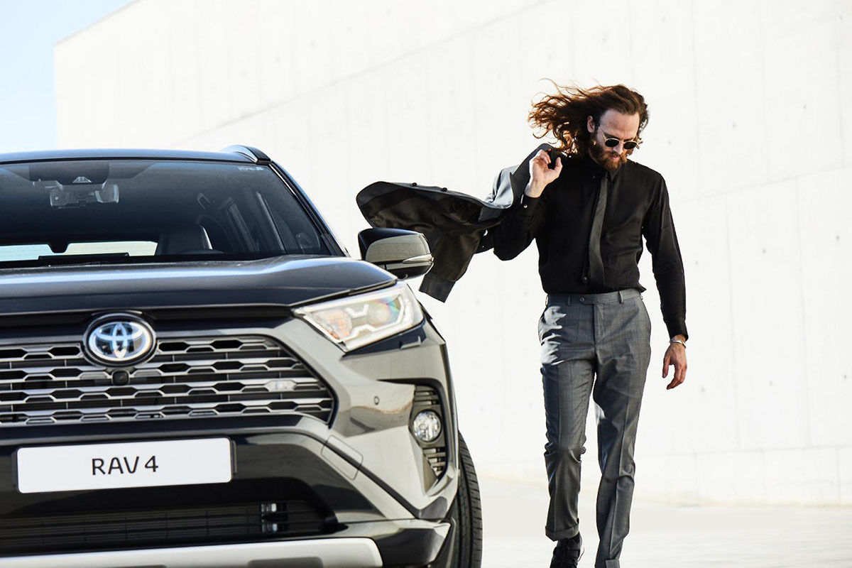 TOYOTA STYLE COLLECTION by ESTHER HAASE