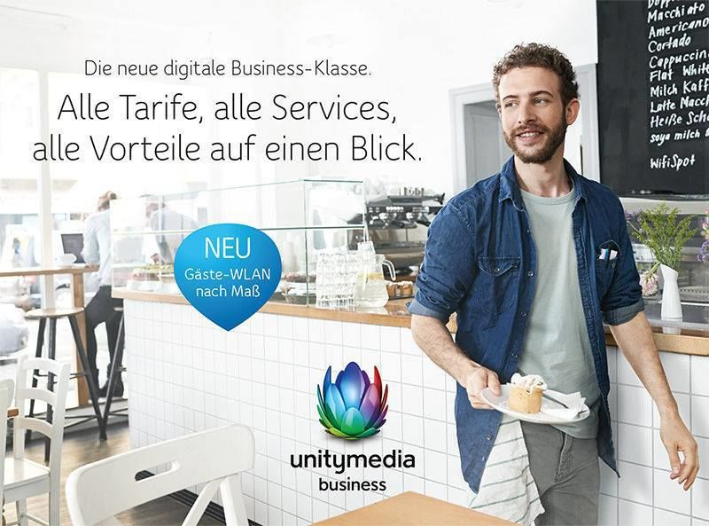 CLAAS CROPP for Unitymedia