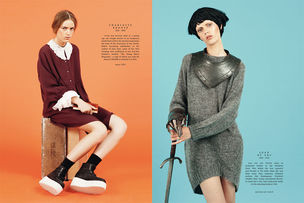 Ingo Nahrwold für Monki Magazine