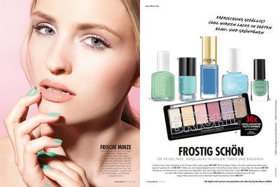 SUZANA SANTALAB for Beauty & Life Magazine
