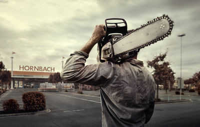 "MARKUS MUELLER for HORNBACH ""Winter is coming""!"
