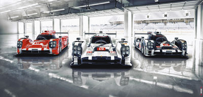 KAYSER PHOTOGRAPHY for PORSCHE MOTORSPORTS